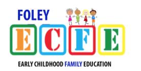 Foley ECFE logo.